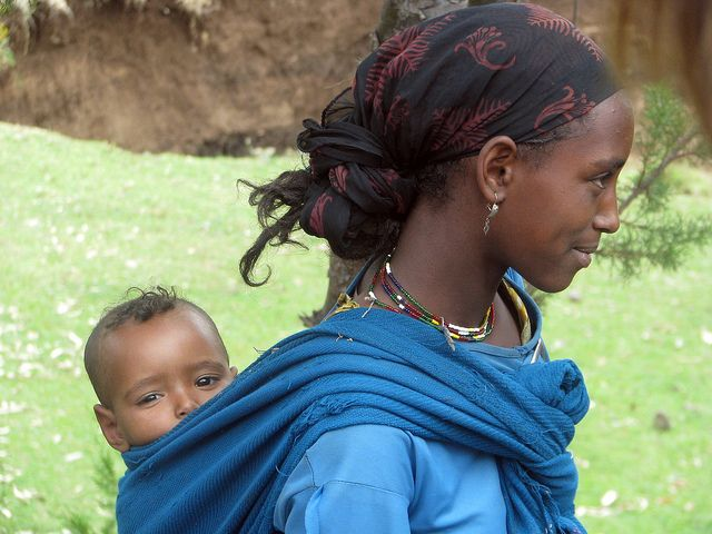 mothers day ethiopia