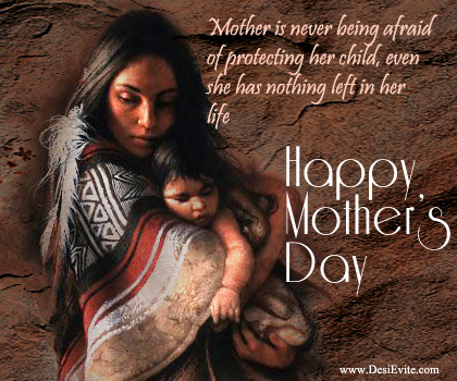 Native american mothers day