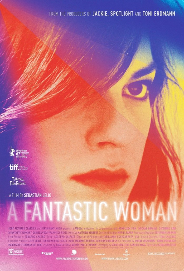 A Fantastic Woman - Poster Image