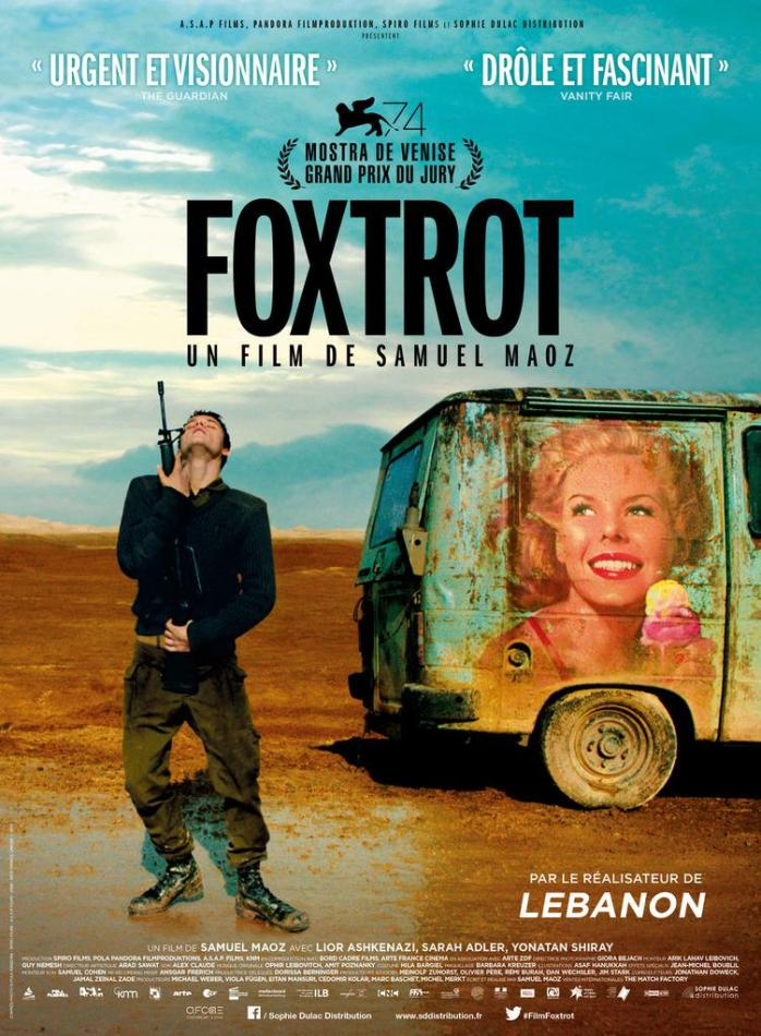 Foxtrot - Poster Image