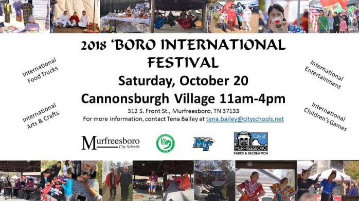 Boro International Fest